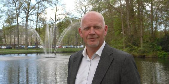 Ramon Leffers, oprichter BBM Consult Zoetermeer